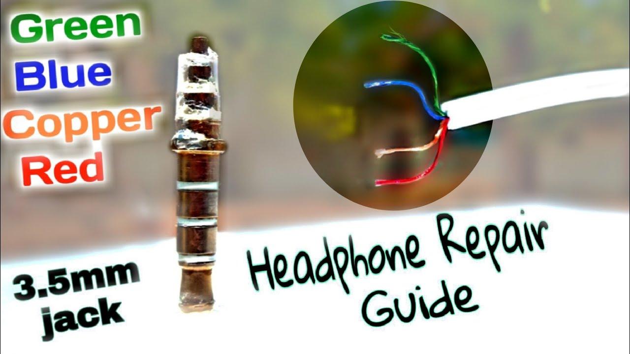 How To Repair A Broken Headphone Jack Samsung Headphone Youtube