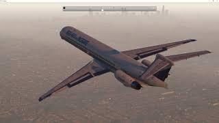 X-Plane 11   FFA320 BSS Sound pack debut!!!   KSAN-KLAS-KSLC-KPDX