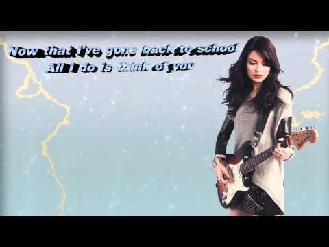 Miranda Cosgrove - Stay My Baby Lyrics HD [Request]