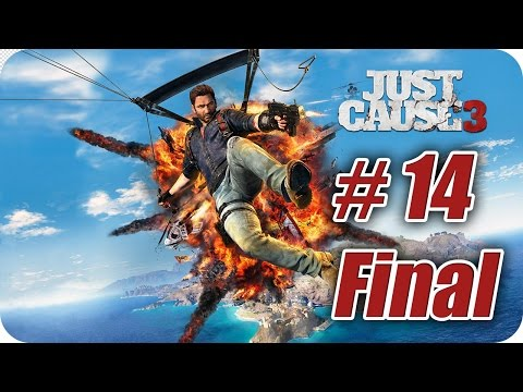 Just Cause 3 - Gameplay Español - Capitulo 14 Final - Hijo de Medici - 1080pHD