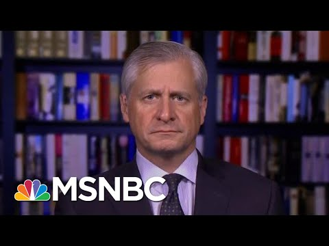Jon Meacham: President Donald Trump Has No Interest In 'Moral Leadership' | The Last Word | MSNBC