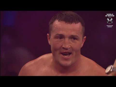 Denis Lebedev  — Hizni Altunkaya| Денис Лебедев — Хизни Алтункая| Полный бой HD |Мир бокса