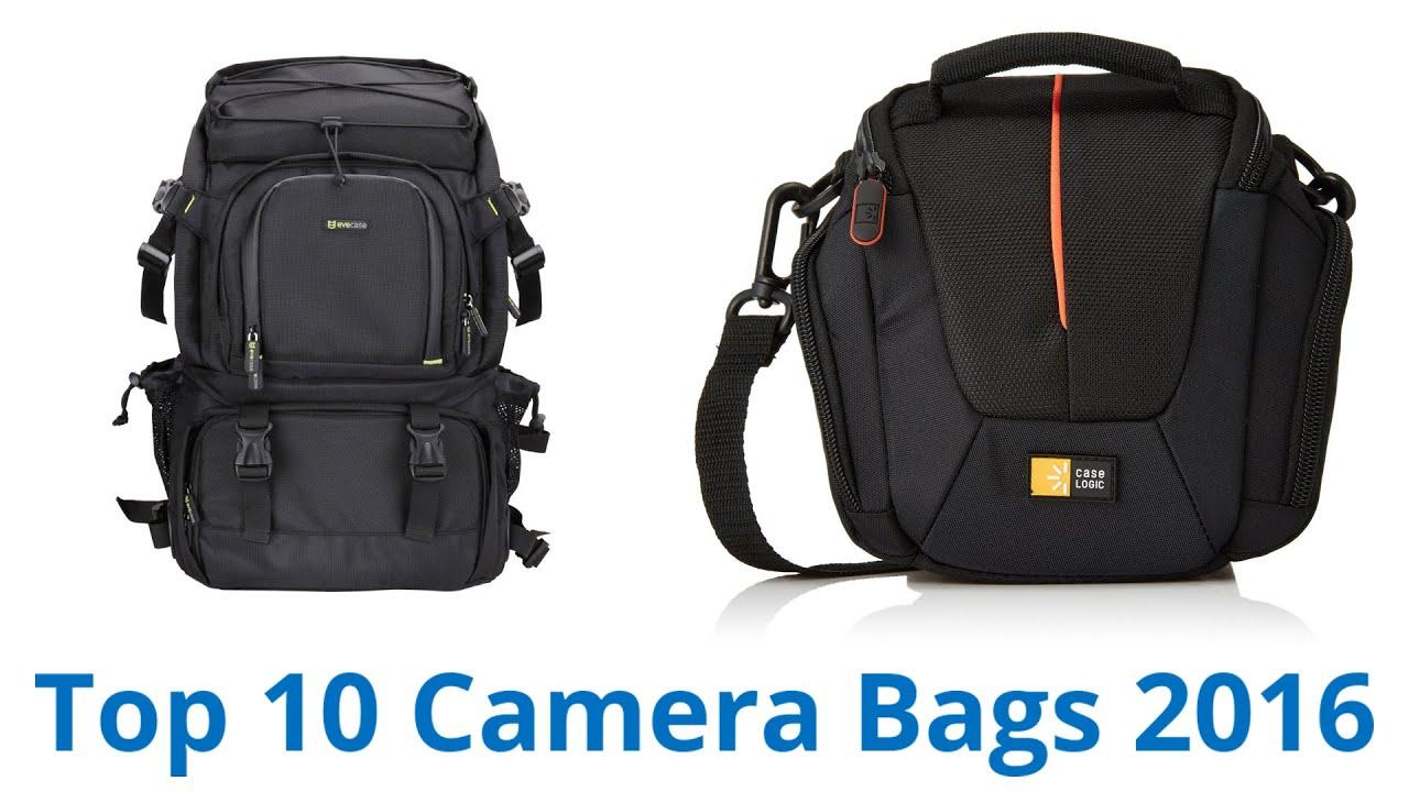 10 Best Camera Bags 2017