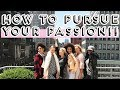 How To Make It In The FASHION INDUSTRY! Tips + My Story