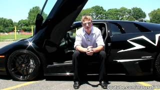 2010 Lamborghini Murcielago LP 670 4 Superveloce Videos