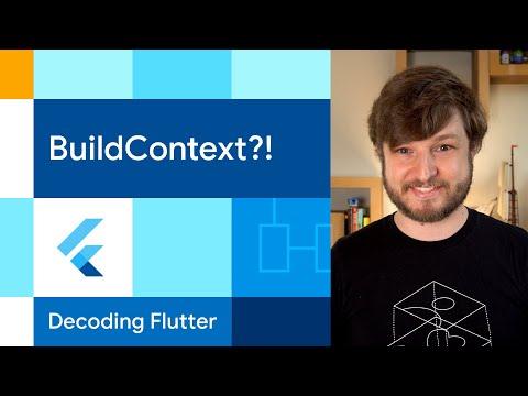 BuildContext?!  | Decoding Flutter