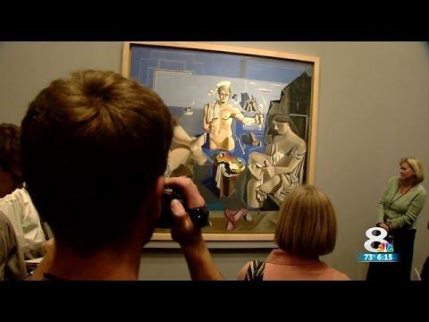 Dali, Picasso exhibit opens Nov. 8 in St. Pete