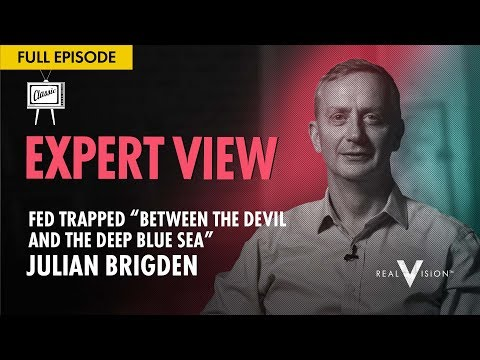 """Fed Trapped """"Between The Devil And The Deep Blue Sea"""" (w/ Julian Brigden) 