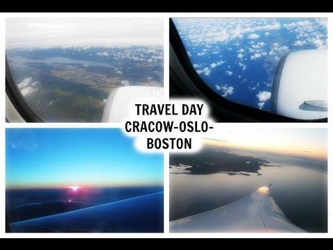 NORWEGIAN 737 KRK-OSLO-BOSTON - FLAT EARTH OR GLOBE EARTH?