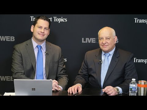 LiveOnWeb: Mega Trends in Trucking Technology