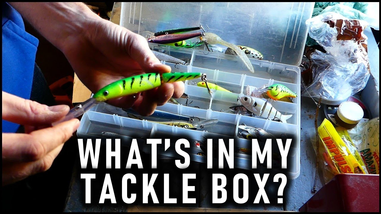 What's in my Backcountry Tackle Box?