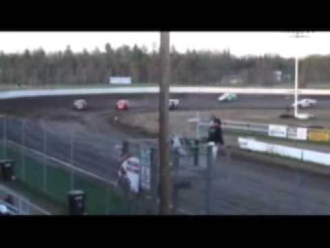 North Central Speedway Mod Heat