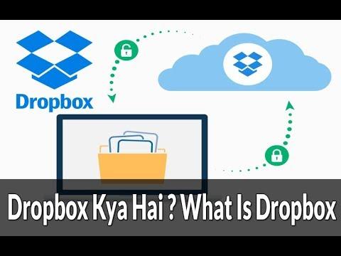 Dropbox kya hai ? Drop Box Par File, Documents, Video Upload Kaise Kare ?