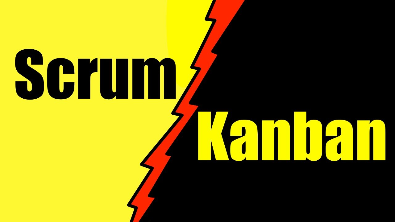 What is the key difference between Kanban and SCRUM?