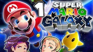 Super Mario Galaxy: Gamers? - EPISODE 1 - Friends Without Benefits