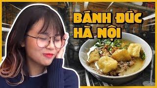 Misthy ăn Bánh Đúc lâu đời nhất ở Hà Nội || THY ƠI MÀY ĐI ĐÂU ĐẤY ???