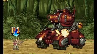METAL SLUG 5 PS4 Gameplay