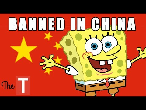 10 Innocent Cartoons Banned In Other Countries