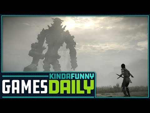 Bluepoint's Next Game Is a Remake - Kinda Funny Games Daily 03.12.18