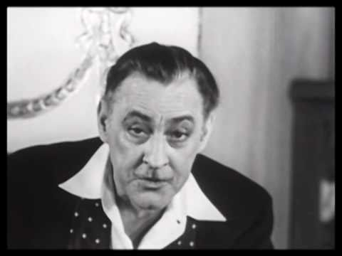 John Barrymore Interview 1940