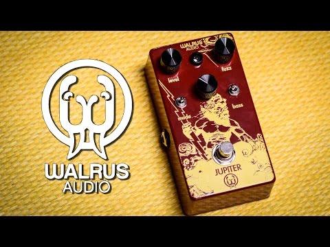 Walrus Audio JUPITER (Fuzz) - Review
