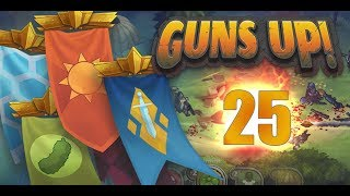 GUNS UP! Alliance Battles S 25 # E08