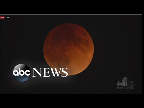 Watch the super blue blood moon live on 'GMA'