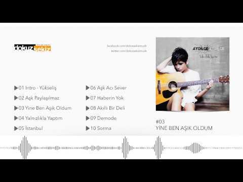 Aydilge - Yine Ben Aşık Oldum (Official Audio)