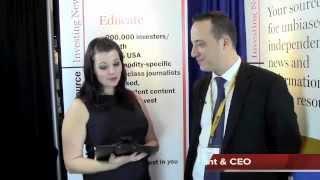 Big North Graphite (TSXV:NRT) CEO Spiro Kletas interview with Investing News Network (INN)