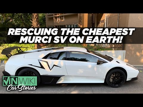 Rescuing the Cheap Chinese-Canadian Murci SV