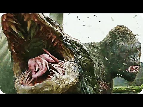 Thumbnail: KONG: SKULL ISLAND Trailer 3 (2017) King Kong Movie
