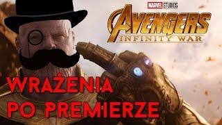 HAN SOLO MA KŁOPOTY! Avengers Infinity War - BEZ SPOILERÓW - wrażenia po premierze