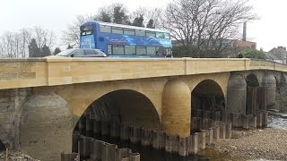 Emergency Bridge Repairs, Tadcaster