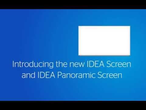 052 dalite idea screen with