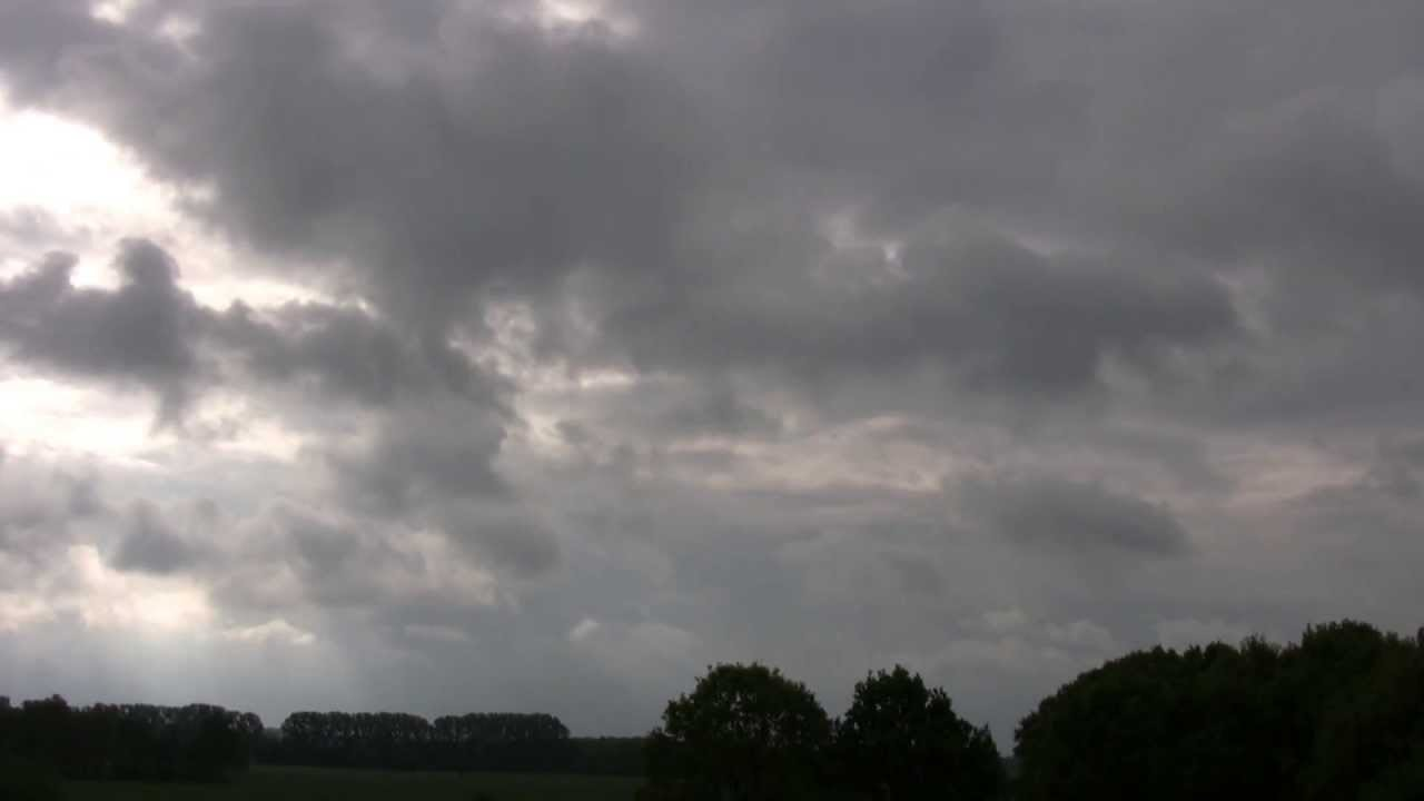 rainy day clouds timelapse free royalty stock full hd