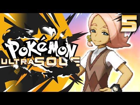 SFIDIAMO IL CAPITANO LIAM! - Pokemon Ultrasole ITA - Episodio 5 !
