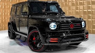 2020 Mercedes AMG G 63 Mansory - New G Wagon on Steroids (4k)
