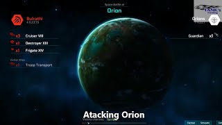 Master of Orion Gamplay, Attacking orion, Let's play, how to, Video