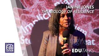EDU Talks: Janine Jones & The Biology of Resilience