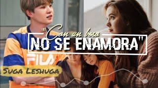 """[3/3] IMAGINA CON YOONGI 💋 """"Con un Beso No Se Enamora"""" 💋"""