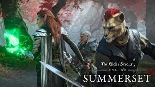 The Elder Scrolls Online: Summerset - Official Cinematic Trailer (PEGI)