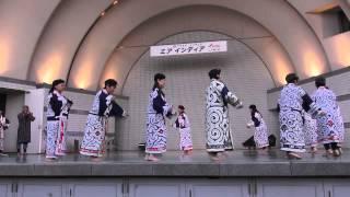ナマステ・インディア2014 アイヌ古式舞踊 - Ainu dance - ऐनु नृत्य