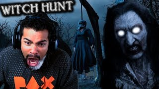 THEY NEEDED SOMEONE TO HUNT A WITCH... THEY CALLED ME! | Witch Hunt