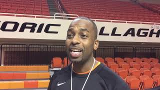 OSU Basketball - Boynton previews Texas