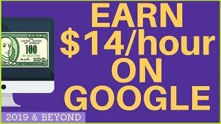 How to make money online with google 2019 💚 [$14/hour] step 1 ▶️ my live 6 figure training - http://artofmarketing.academy/nextwebinar 2 top sys...