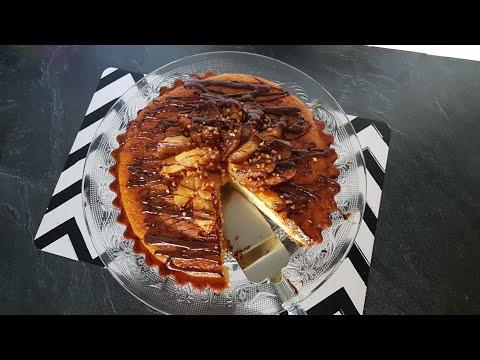 le-gâteau-à-tester-absolument-!!!-un-délice-simple-et-rapide/-perfect-and-simple-cake-with-apple-🥧