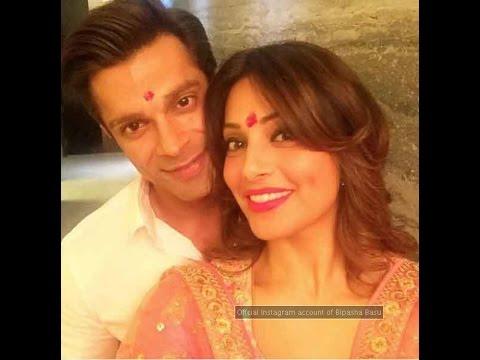 Bipasha-Karan's Diwali selfie