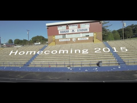 ACHS Homecoming 2015