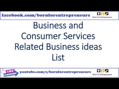 200 Small Business Ideas List for 2017