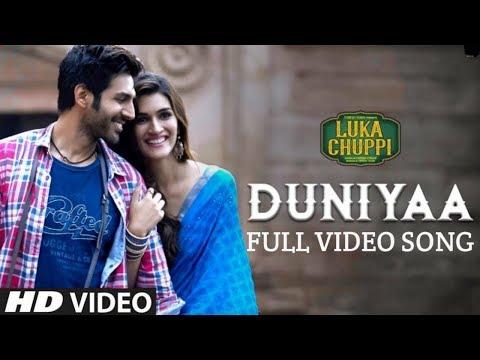 Duniyaa Full Video Song | Luka Chuppi | Kartik Aaryan, Kriti Sanon | Akhil | Dhvani B | Abhijit V
